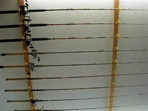 Wall Fishing Rod Holders