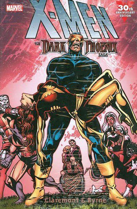 X-Men: Dark Phoenix Saga Hard Cover 1 (Marvel Comics ...