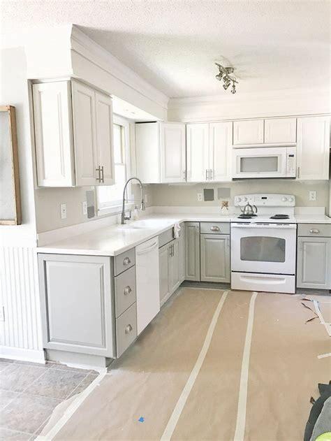 repaint kitchen cabinets best 25 budget kitchen makeovers ideas on 1859