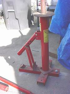 Manual Tire Changer  Harbor Freight