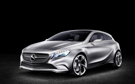 mercedes a class wallpapers and background images