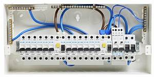 Consumer Unit Rcd Wiring Diagram Consumer Unit With Rcd