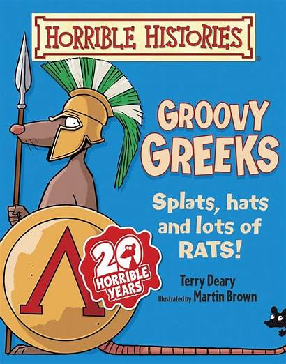 Horrible Histories Greeks Groovy Wikia Edition