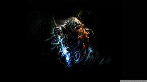 Animated Lich King Wallpaper - arthas wallpaper