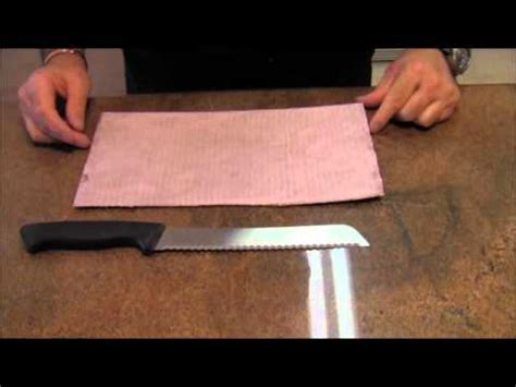 knife sharpening kitchen knife sharpening   sharpen  serrated knife blade youtube