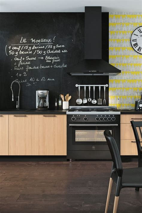 tableau ardoise cuisine cuisine bistrot 23 idées déco pour un style bistrot