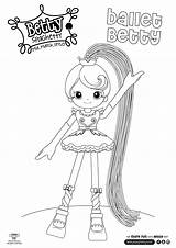 Coloring Pages Betty Spaghetty Madeline Books Spaghetti Hatter 시트 컬러링 Colouring 색칠 스파게티 Sheets Ever Printable 공부 sketch template