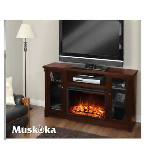 Fireplace Flat Screen by Object Moved