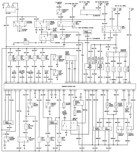 1987 Mazda Rx7 Wiring Diagram by Wrg 1907 1986 Mazda Rx 7 Engine Diagram