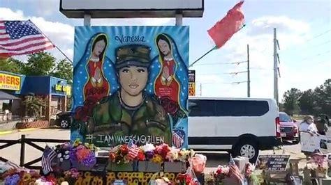 Mural in honor of murdered Fort Hood soldier Vanessa ...