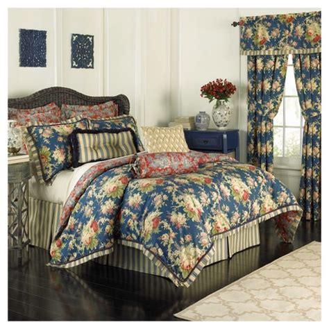 floral sanctuary comforter set 4pc waverly