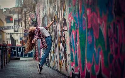 Graffiti Wallpapers Wall Dance Desktop Fun