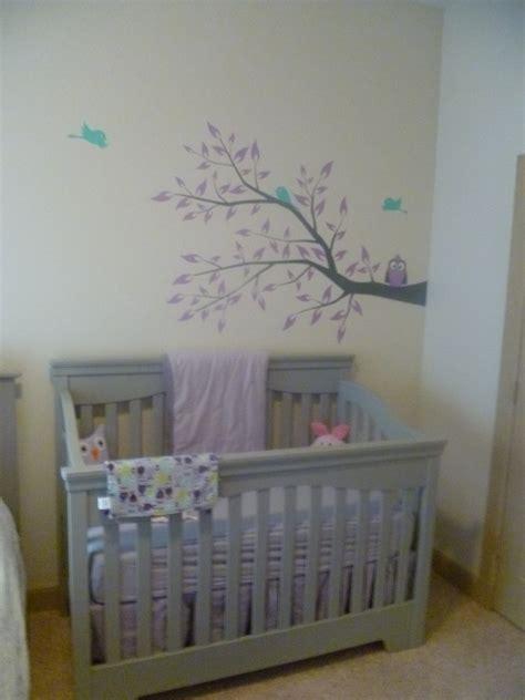maddie 39 s purple grey nursery project nursery