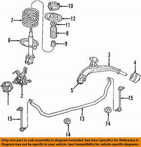 Chrysler Oem Stabilizer Bar