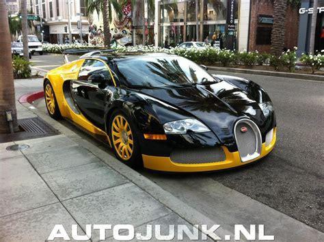 Bugatti Veyron Op Rodeo Drive L.a. Foto's » Autojunk.nl