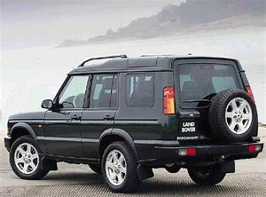 2002 Land Rover Discovery Series II - Other Pictures ...