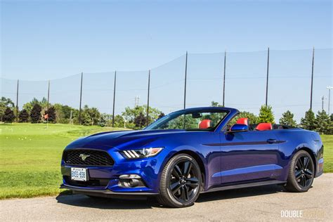 ford mustang convertible ecoboost doubleclutchca