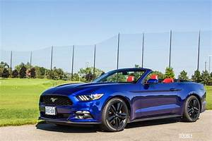 2017 Ford Mustang Convertible EcoBoost | DoubleClutch.ca