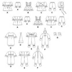 Free Printable Baby Doll Clothes Patterns