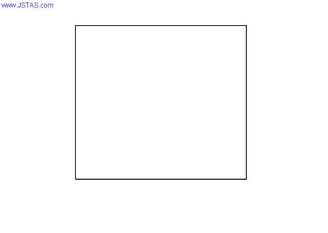 Vierkant Kleurplaat by Het Square
