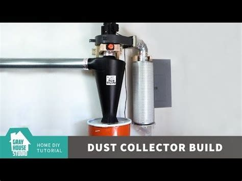 harbor freight dust collector upgrade dust collector