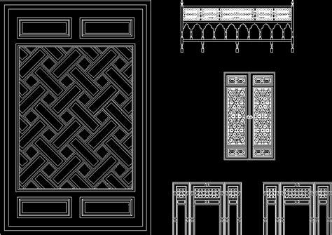 islamic furniture egypt  autocad cad  mb