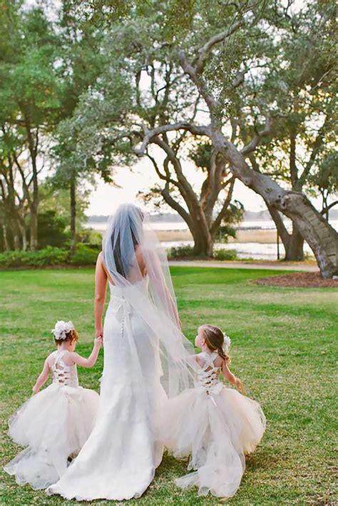 wedding flower girls ideas  pinterest flower