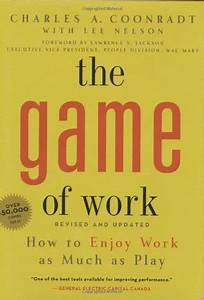 Game of Work, T... Chuck Coonradt Quotes