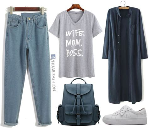 Best 25+ Casual hijab outfit ideas on Pinterest | Hijab fashion casual Hijab outfit and Hijab ...
