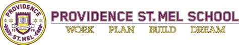 welcome to providence st mel 623 | psm logo