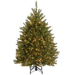 generic unbranded ornaments decor 4 5 ft dunhill fir artificial tree with