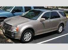 Cadillac SRX – Wikipédia, a enciclopédia livre