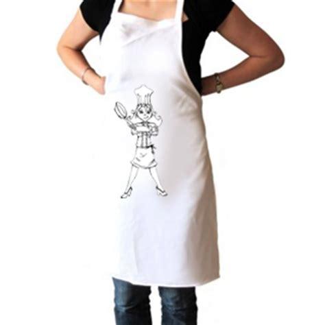 habit de cuisine tablier de cuisine à personnaliser tablier de cuisine