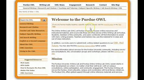 Apa template powerpoint by wtidwell 331229 views. Purdue OWL APA Guide on Vimeo