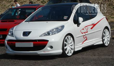 peugeot 207 tuning tuning the peugeot 207 review with the best performance parts
