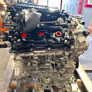 Nissan 350z Infinity G35 Ex35 Fx35 M35 3 5l Engine 2007