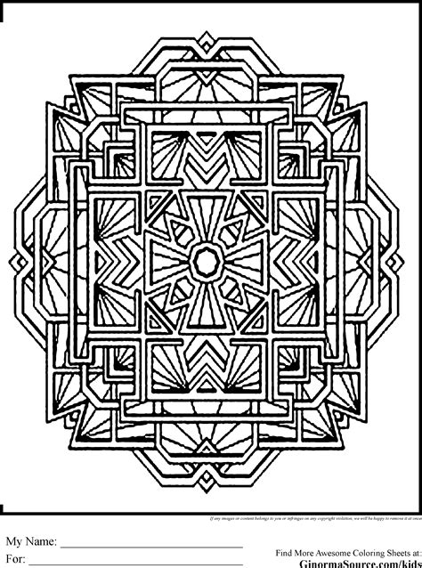 advanced coloring pages  high skill image