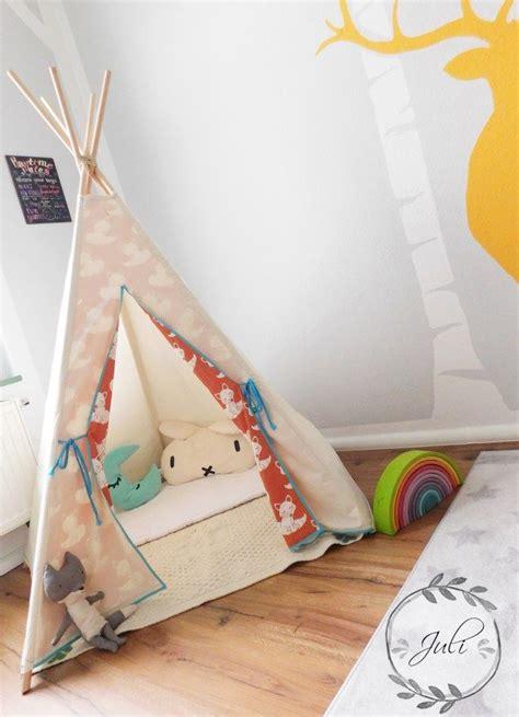 Tipi Kinderzimmer Nähen by Kinder Tipi N 228 Hen Freebook Anleitung Juli N 228 Ht