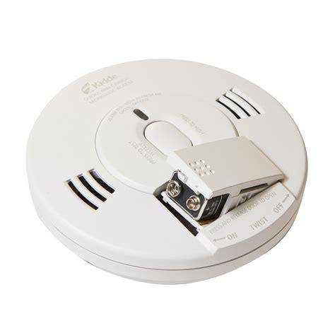 first alert smoke alarm blinking red light kidde smoke and carbon monoxide alarm kidde combination