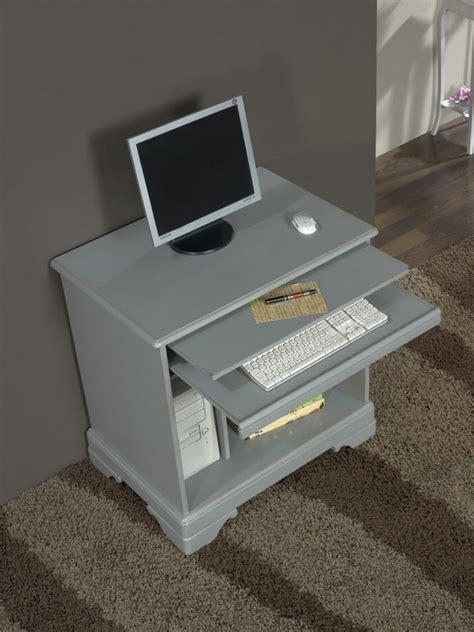 bureau en informatique bureau informatique en merisier de style louis philippe