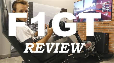 Next Level Racing F1gt Review Youtube