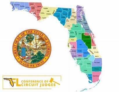 Circuit Florida Judicial Map Resources Circuits Court
