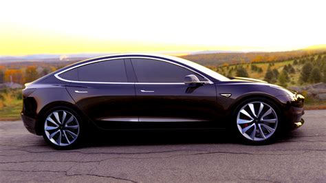 Get Tesla 3 Unveiling Time Pictures