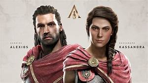 """Assassin's Creed Odyssey Director on Making """"This World ..."""