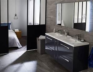 Meuble Salle De Bain Castorama : une salle de bains sur mesure ~ Melissatoandfro.com Idées de Décoration