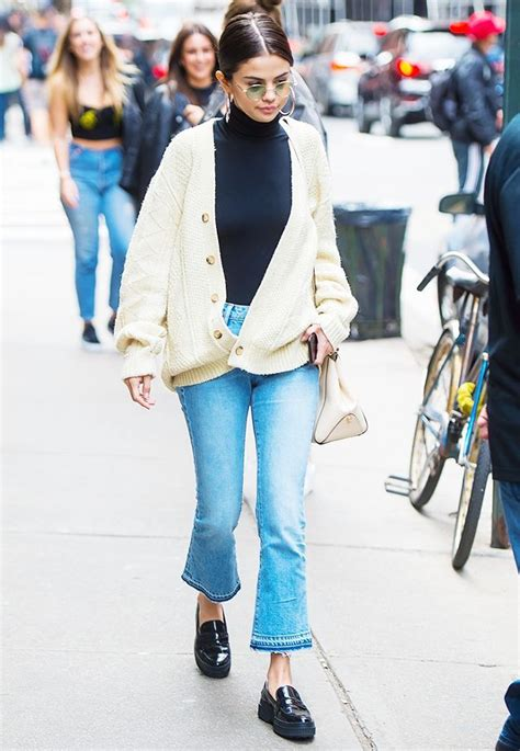The Comfortable Fall Shoes Selena Gomez Can Stop Wearing