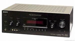 Sony Str-dg910 - Manual - Audio Video Receiver