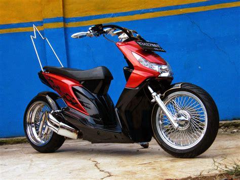 Gambar Modifikasi Beat by Modifikasi Honda Beat Cw Thecitycyclist