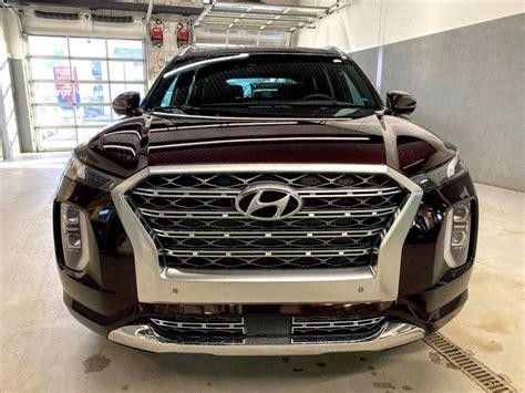 The palisade replaces the hyundai santa fe xl, which likes: Hyundai of Regina | 2020 Hyundai Palisade AWD Ultimate 7 ...