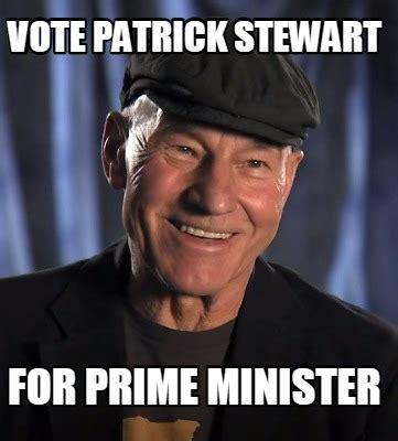 Patrick Stewart Meme Generator - meme creator patrick stewart meme generator at memecreator org
